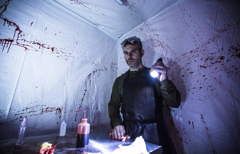 'Killers' A nightmare haunted house