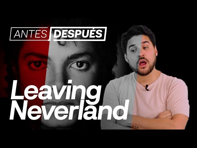 El documental de Michael Jackson | Antes y después