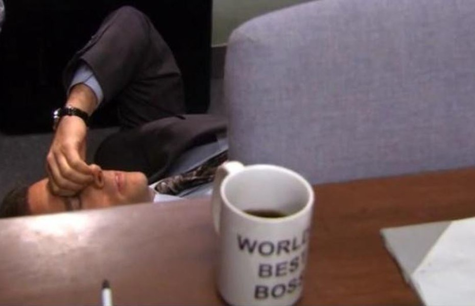 Serie 'The Office'