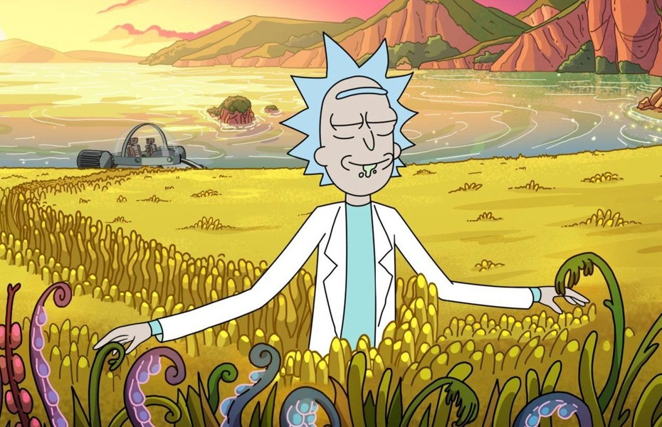 'Rick y Morty' (temporada 4)